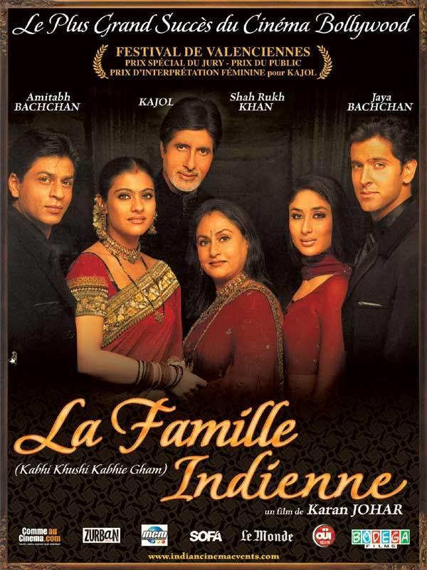 Kabhi Khushi Kabhie Gham Movie