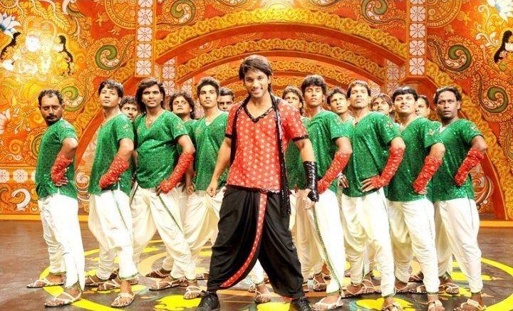Индийский фильм аллу арджун жених